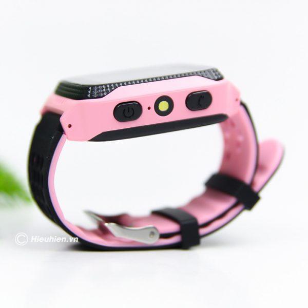 Đồng hồ định vị trẻ em Wonlex GW500S có camera GPS/LBS 15