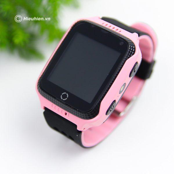 Đồng hồ định vị trẻ em Wonlex GW500S có camera GPS/LBS 16