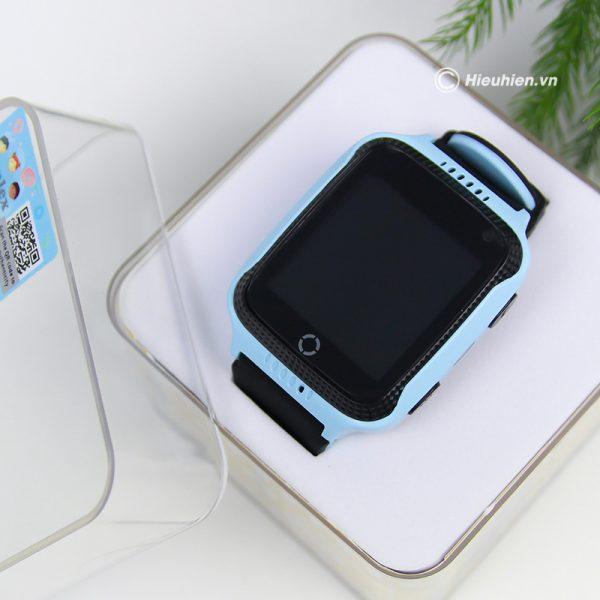 Đồng hồ định vị trẻ em Wonlex GW500S có camera GPS/LBS 17
