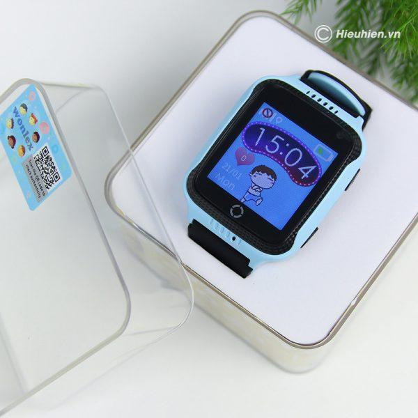 Đồng hồ định vị trẻ em Wonlex GW500S có camera GPS/LBS 18