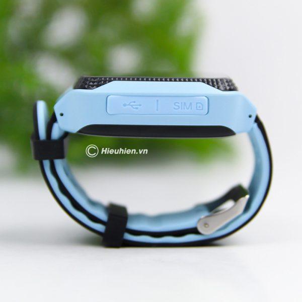 Đồng hồ định vị trẻ em Wonlex GW500S có camera GPS/LBS 20