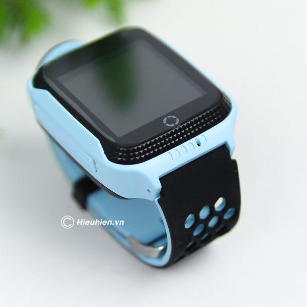 Đồng hồ định vị trẻ em Wonlex GW500S có camera GPS/LBS 21