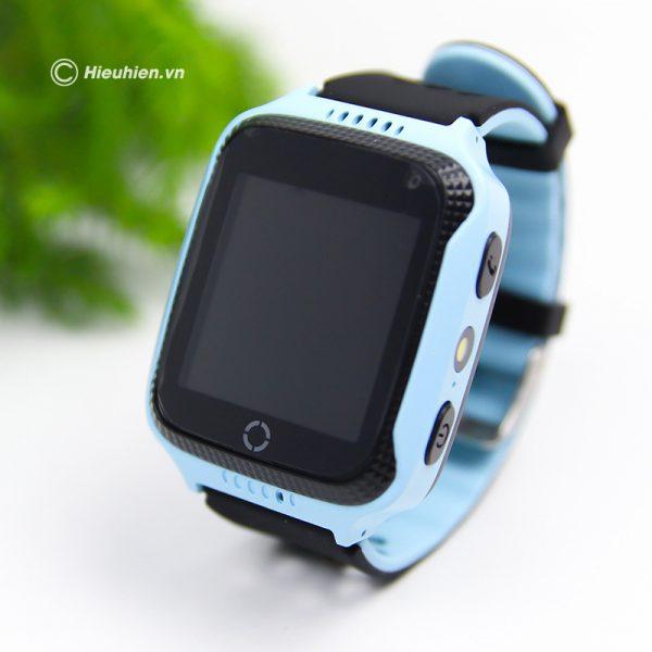 Đồng hồ định vị trẻ em Wonlex GW500S có camera GPS/LBS 24