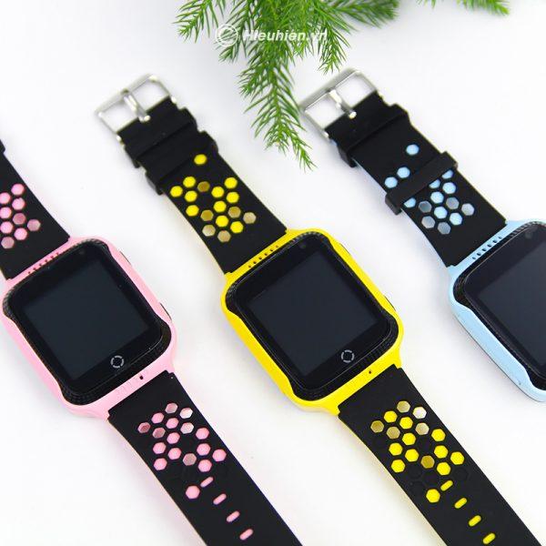 Đồng hồ định vị trẻ em Wonlex GW500S có camera GPS/LBS 27