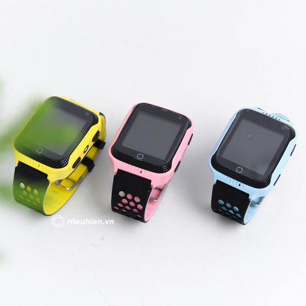 Đồng hồ định vị trẻ em Wonlex GW500S có camera GPS/LBS 28