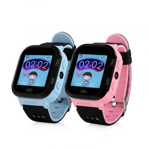 Đồng hồ định vị trẻ em Wonlex GW500S có camera GPS/LBS 0