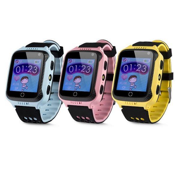 Đồng hồ định vị trẻ em Wonlex GW500S có camera GPS/LBS 29