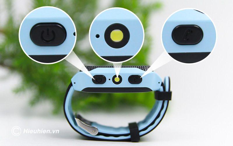 Đồng hồ định vị trẻ em Wonlex GW500S có camera - hình 11