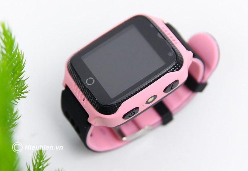 Đồng hồ định vị trẻ em Wonlex GW500S có camera - hình 12