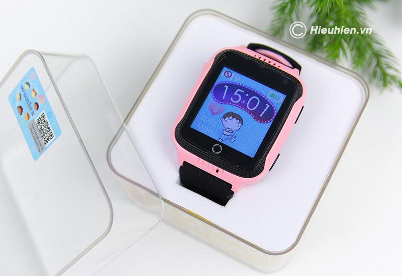 Đồng hồ định vị trẻ em Wonlex GW500S có camera - hình 15
