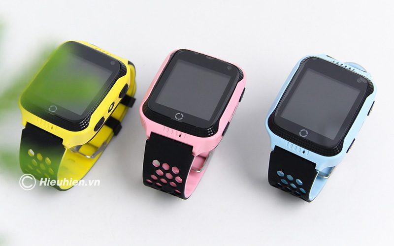 Đồng hồ định vị trẻ em Wonlex GW500S có camera - hình 02