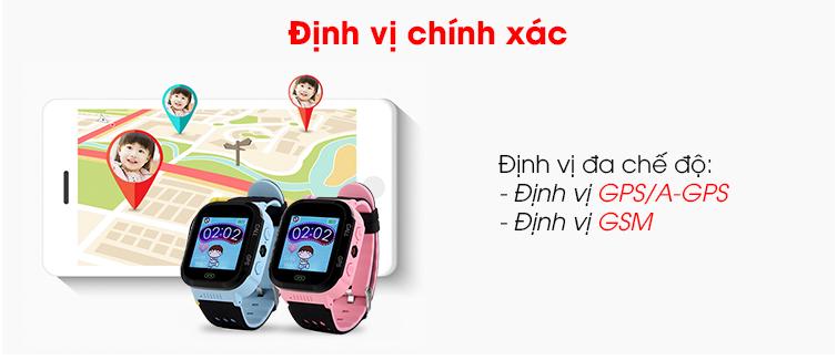 Đồng hồ định vị trẻ em Wonlex GW500S có camera - hình 05