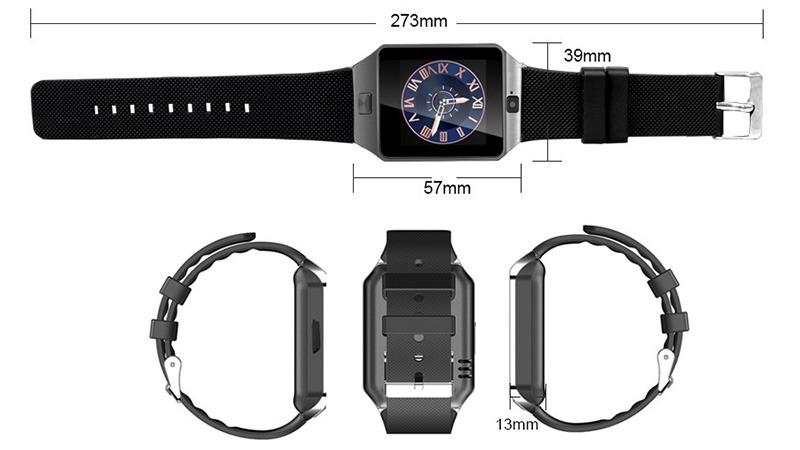 dong ho thong minh smartwatch dz09