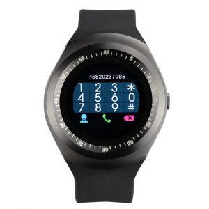 Đồng hồ thông minh Smartwatch Y1 tính năng độc đáo, thiết kế sang trọng 01