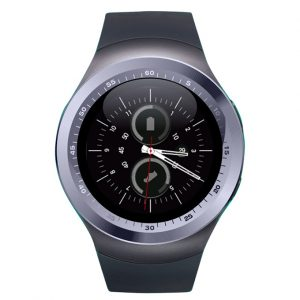 Đồng hồ thông minh Smartwatch Y1 tính năng độc đáo, thiết kế sang trọng 0