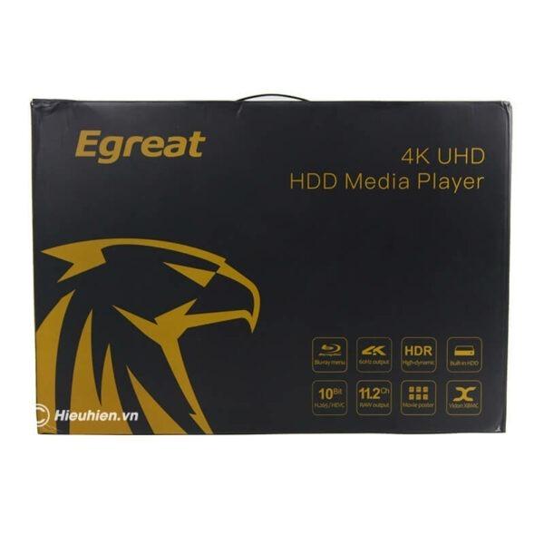 egreat a10 pro - đầu phát 4k media player, đầu karaoke android cao cấp - hình 08