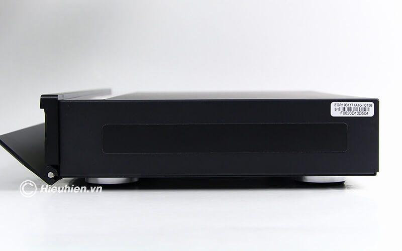 egreat a10 pro - đầu phát 4k media player, đầu karaoke android cao cấp - cạnh bên