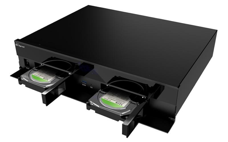 egreat a13 - đầu phát uhd 4k android media player, đầu karaoke cao cấp - mở được 2 ổ cứng