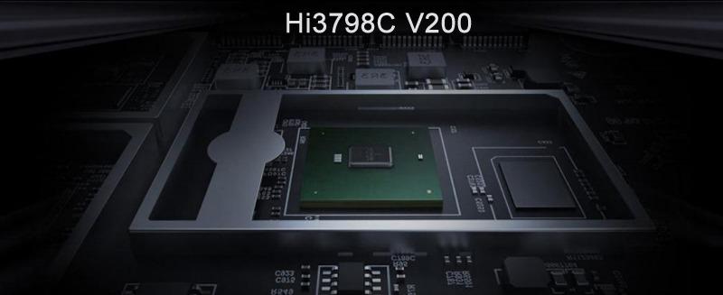 Egreat A5 Android TV Box kiêm đầu phát 4K HDR, đầu karaoke gia đình - Tặng chuột bay KM800 - chip hi3798c