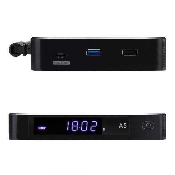 Egreat A5 Android TV Box kiêm đầu phát 4K HDR, đầu karaoke gia đình cao cấp 05