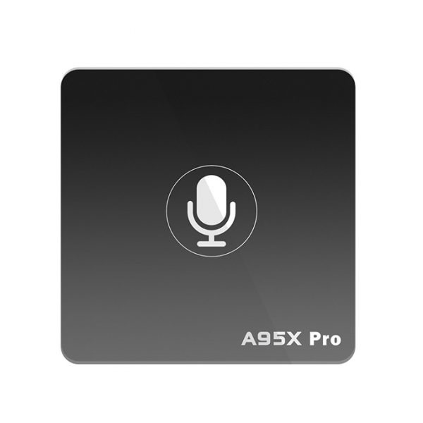 enybox a95x pro android 7.1 tv box amlogic s905w 2gb/16gb, voice remote - hình 03