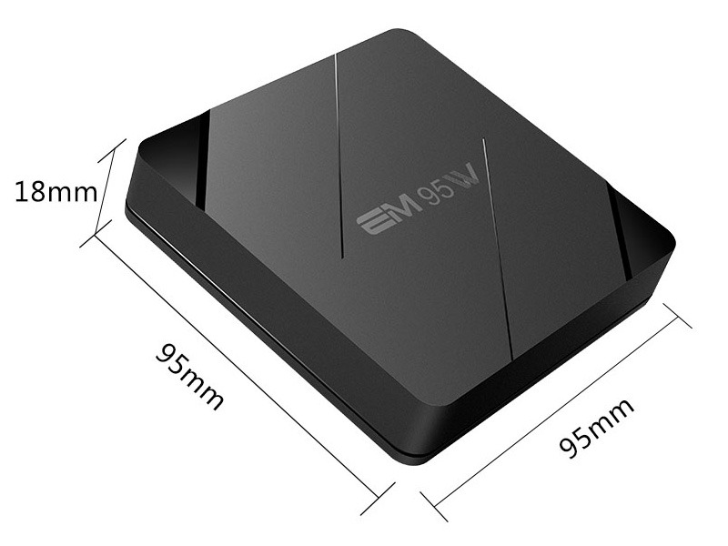 danh gia enybox em95w android 7.1 tv box gia re - 2gb ram + 16gb rom 15