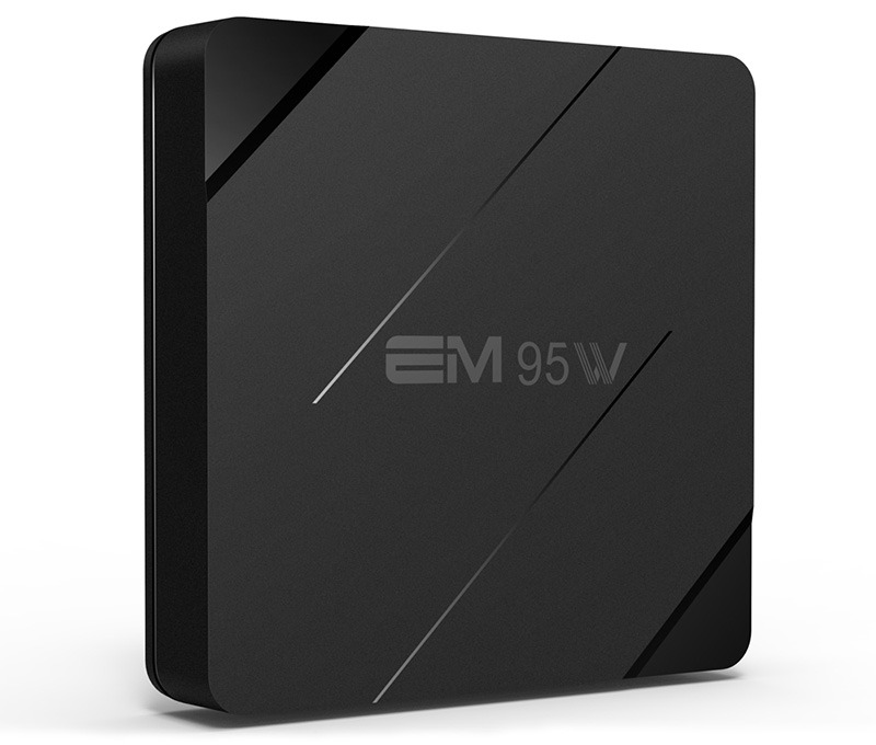 danh gia enybox em95w android 7.1 tv box gia re - 2gb ram + 16gb rom 16