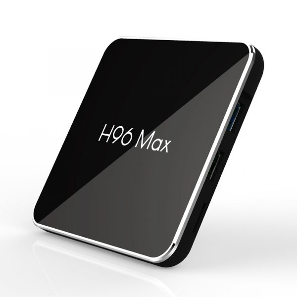 enybox h96 max x2 4gb/64gb android 8.1 tv box amlogic s905x2 - hình 07
