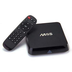 enybox m8s android tv box amlogic s812 quad core chính hãng
