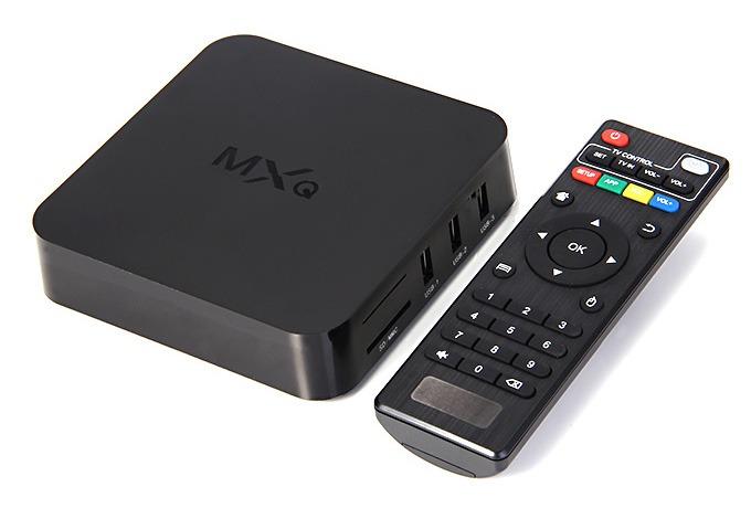 enybox mxq android tv box chinh hang, cau hinh manh, gia re