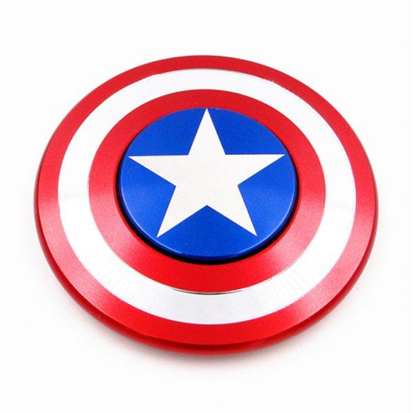 Fidget Spinner Captain America - Con quay giảm stress 0