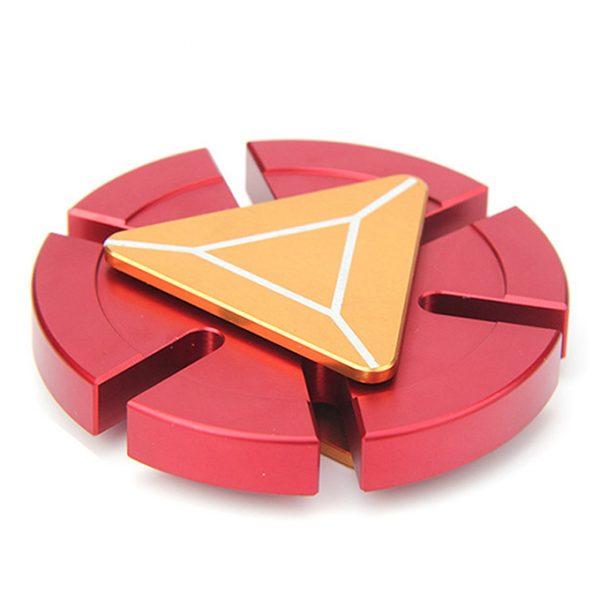 fidget spinner iron man - con quay giảm stress - hình 04