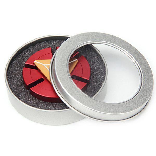 fidget spinner iron man - con quay giảm stress - hình 05