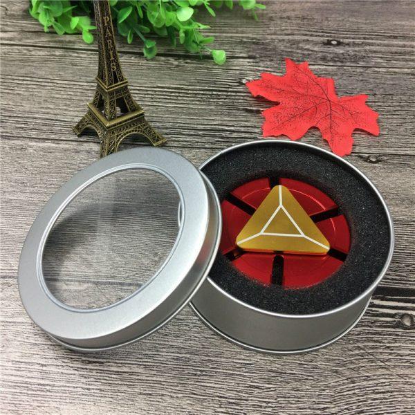 fidget spinner iron man - con quay giảm stress - hình 09