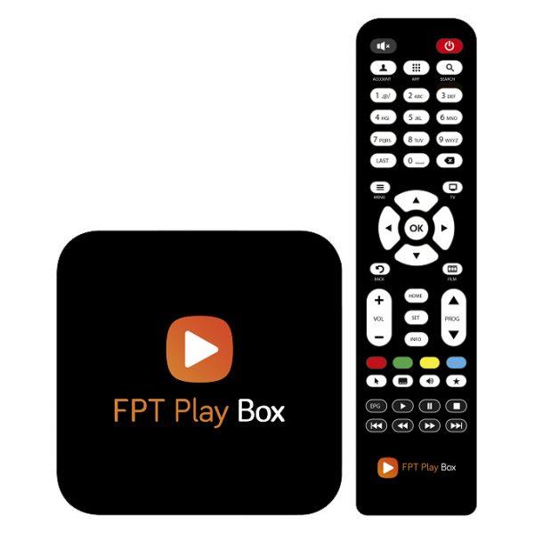 fpt play box 2018 - hộp truyền hình internet thông minh, hỗ trợ 4k 60fps