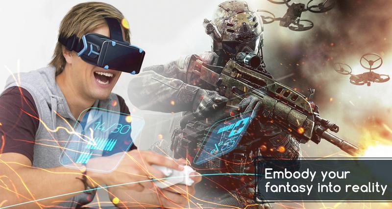 Tổng hợp Game thực tế ảo hay nhất