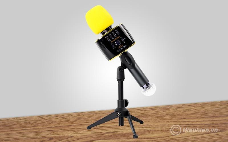 Giá đỡ Micro Karaoke Bluetooth HT-04 - hinh 01