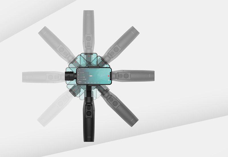 Gimbal chống rung Moza mini MI - hình 08