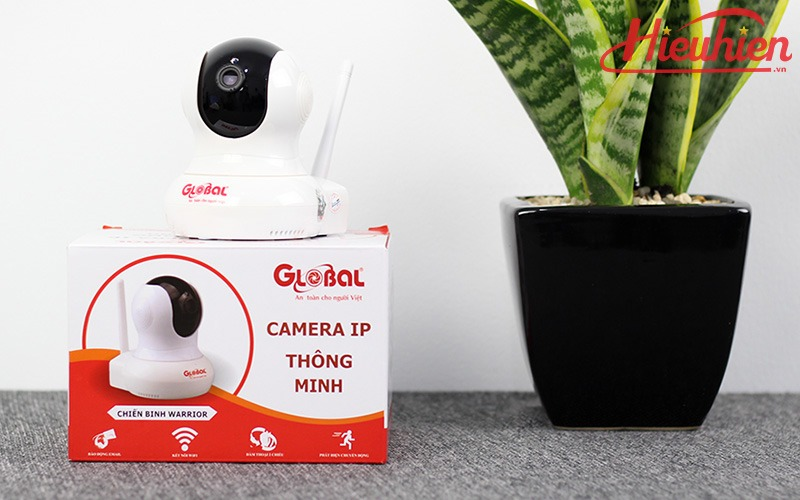 camera ip wifi global w3 2.0mp 1080p full hd - giam sat, quan sat khong day