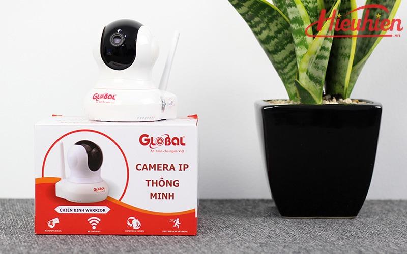 camera ip wifi global w3 2.0mp 1080p full hd - giam sat, quan sat khong day