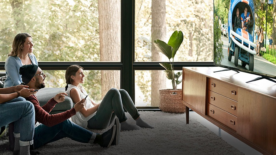 chromecast - truyen noi dung giai tri len man hinh tv