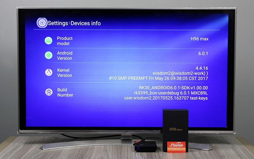 danh gia h96 max android tv box cau hinh cuc manh ram 4gb, rom 32gb, chip rk3399 11