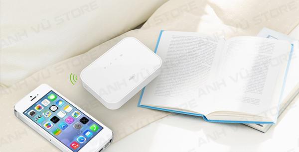 HAME A19 - Bộ Phát WiFi 3G - WiFi Di Động - Pin Sạc Dự Phòng - Router Wifi 3G Hame A19 05