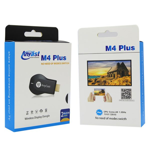 hdmi không dây anycast m4 plus - kết nối điện thoại với tivi qua wifi - hình 06