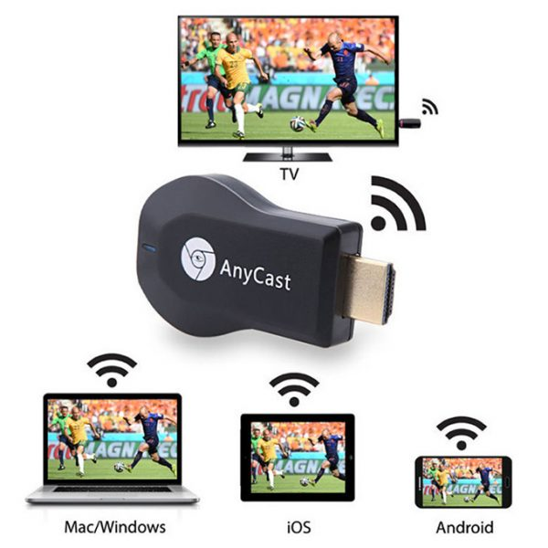 hdmi không dây anycast m4 plus - kết nối điện thoại với tivi qua wifi - hình 07