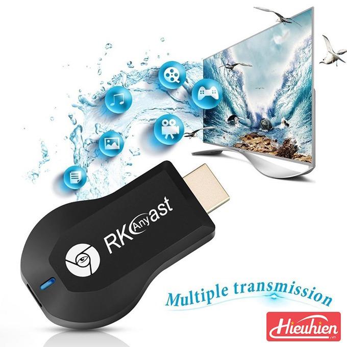 rk anycast m2 plus - thiết bị hdmi không dây, kết nối điện thoại, máy tính bảng với tivi qua sóng wifi - hình 03