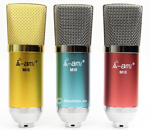 micro thu âm ami mi8