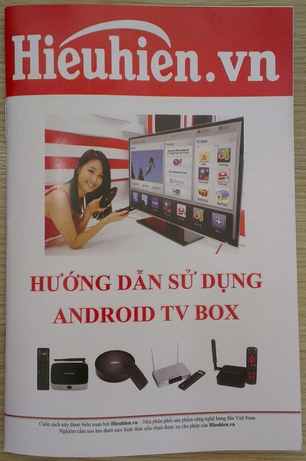 Hieuhien.vn - Tặng sách hướng dẫn sử dụng TV Box bằng tiếng Việt