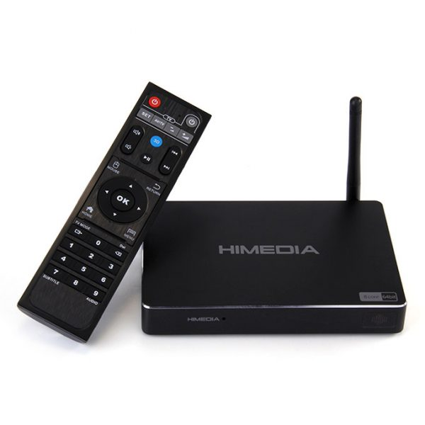 himedia h8 octa core android tv box, cpu 64-bit rk3368, 2gb/16gb - hình 02