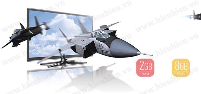Himedia Q10 IV Android TV BOX - Xem Phim 3D Tại Gia Cực Đã 02